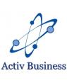 Få en markedsførings aftale med Activ Business.